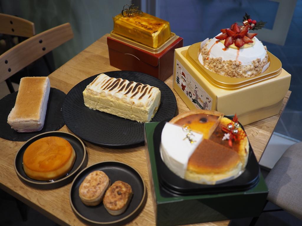 日本一のチーズケーキマニアあまいけいきさん監修イトーヨーカドーのクリスマスチーズケーキを試食させていただきました! @ザ ドリンクボックス KiKi京橋店