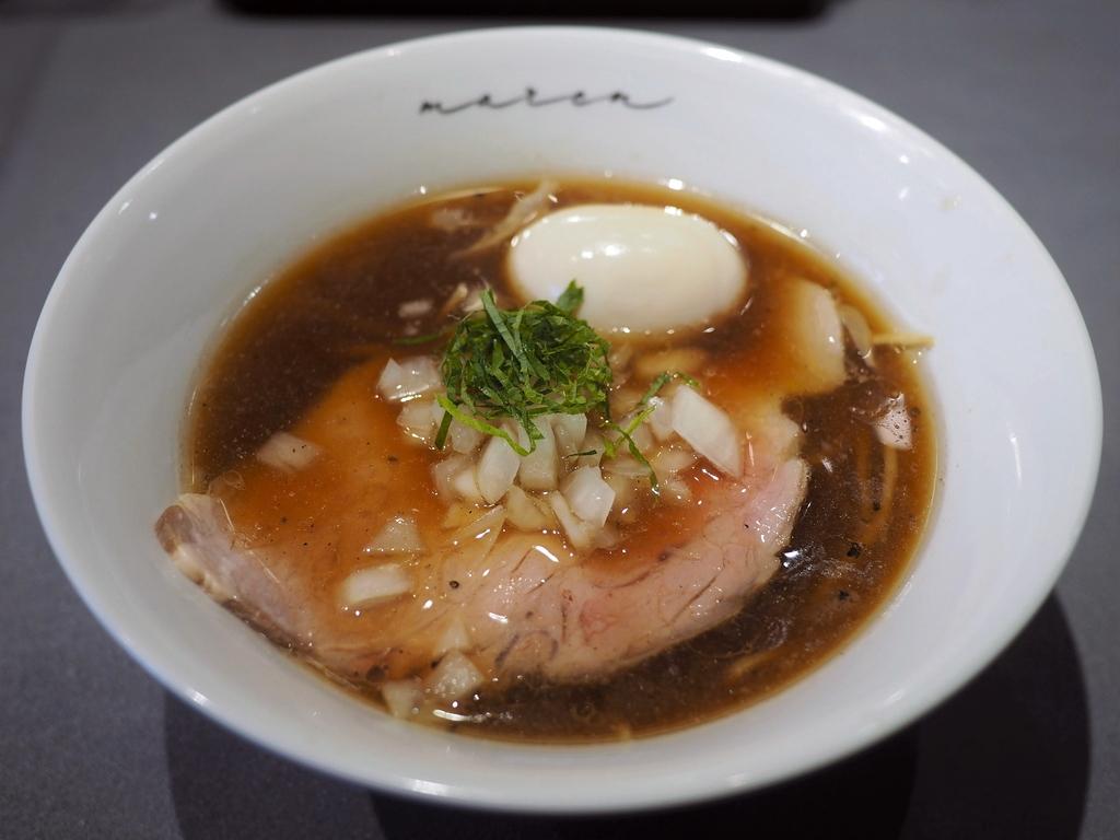 和食の職人さんによるあまりにも完成度が高すぎるラーメンは絶叫するほど美味しいです! 都島区 「maren(まれん)」