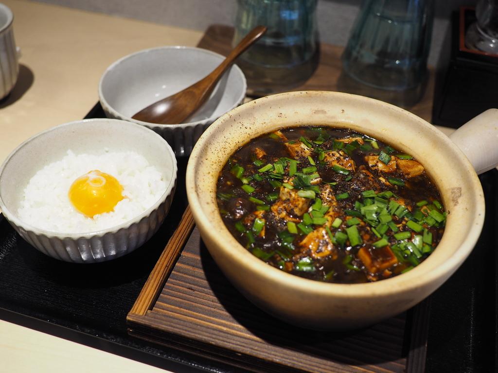 人気麻婆豆腐専門店の土鍋麻婆麺は濃厚な旨みが病みつきになります! あびこ 「花梨 麻婆飯店 あびこ店」