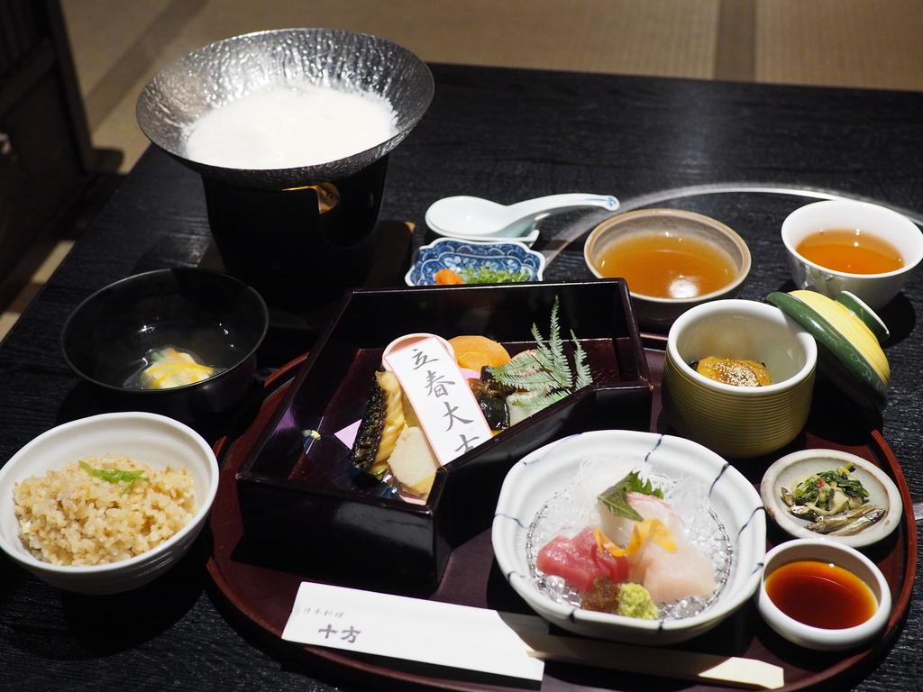 丁寧に仕込まれた絶品料理の数々が信じられないほどリーズナブルにいただけるコスパ抜群の日本料理店! 西心斎橋 「日本料理 十方」