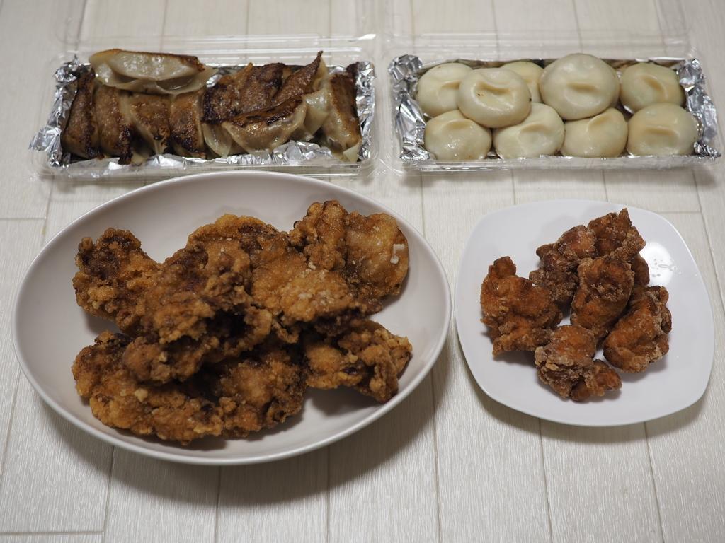 お店の美味しい唐揚げと餃子がテイクアウトで自宅で食べられます! 阿波座 「黄金餃子と唐揚げの店 阿波座寅や」