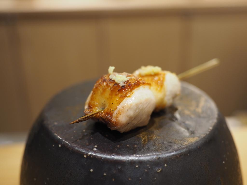 紀州鴨と地鶏の希少部位の焼き鳥の感動的に美味しいおまかせコースがいただける完全紹介制のお店がオープンします! 西天満 「心伯」