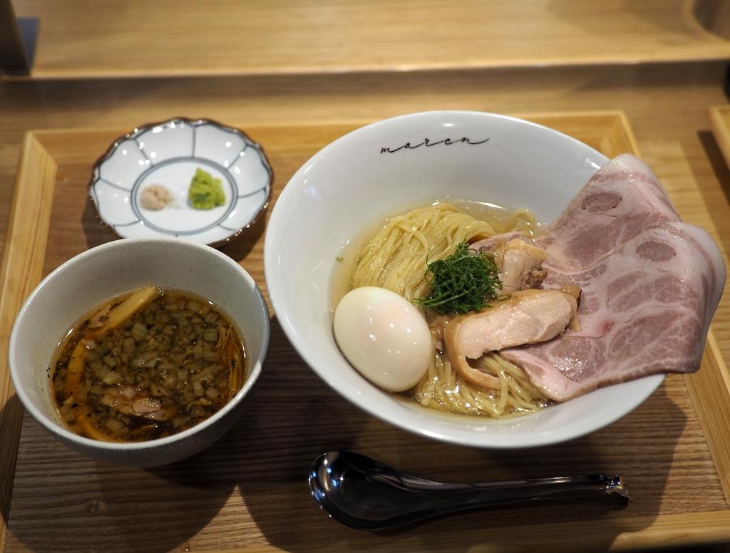 和食職人さんが本気で作った極上のつけそばがいただけるお店がオープンします! 京橋 「つけそば maren」
