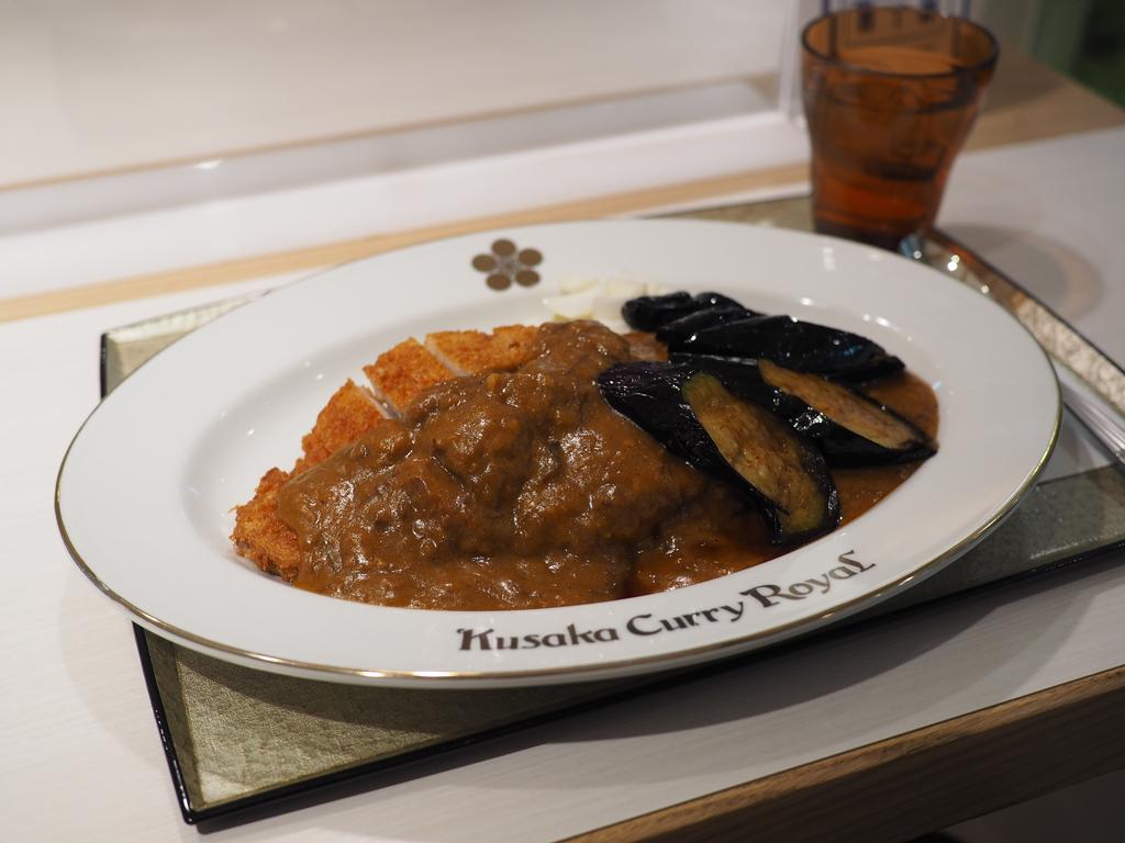 南船場で大人気の欧風カレーのお店が梅田フードホールに進出! 阪急三番街 「クサカカレー ロイヤル」