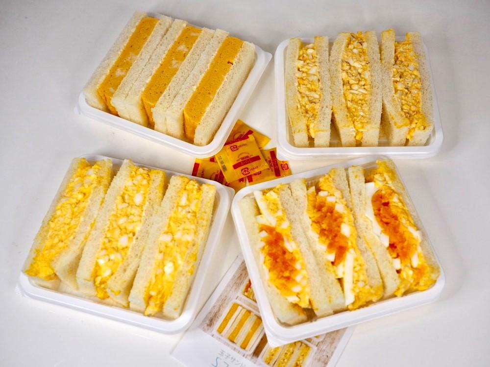 期間限定で奈良の玉子サンド専門店が出店されています! 京阪モール 「玉子サンドのエス・ワイ・ケイ」