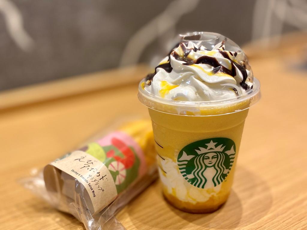 スターバックスコーヒーが日本上陸25周年『47JIMOROフラペチーノ』期間限定新発売! 梅田 「スターバックスコーヒー LINKS UMEDA 地下1階店」