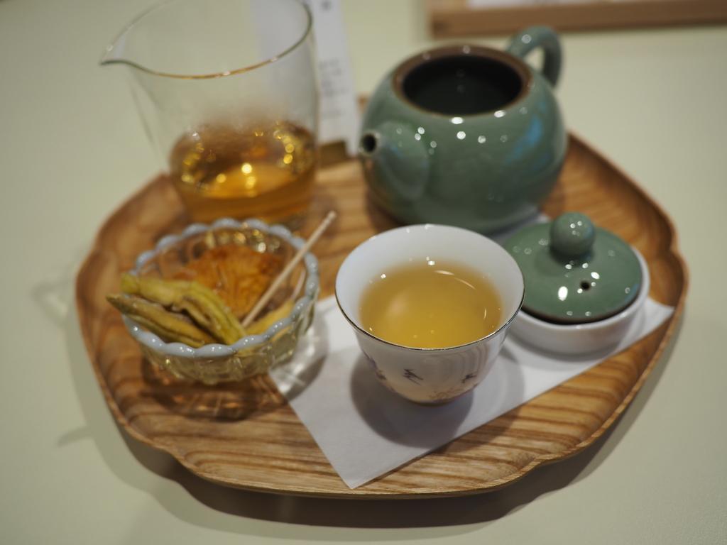 ゆったり優雅に美味しい台湾茶がいただけます! あべのハルカス近鉄本店 「Oolong Market 茶市場」