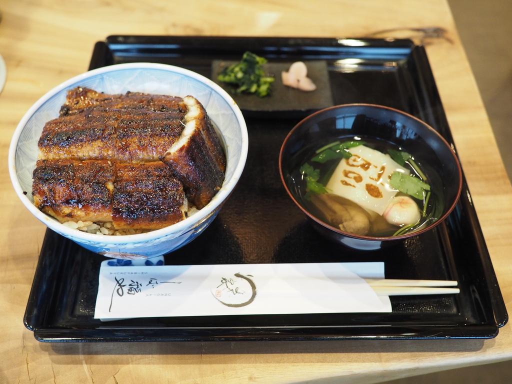 鰻の本場名古屋のとんでもなくハイレベルな超人気店のうなぎは予約が出来るので並ばずに食べられます! 名古屋市 「うなぎ家 しば福や」