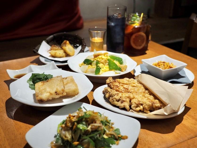 本格中華がお手軽にいただける人気店で開催中の『アジアン屋台フェア』で色んなアジア料理が楽しめます! 天満橋 「中国酒家 朝陽閣 パナンテ天満橋店」