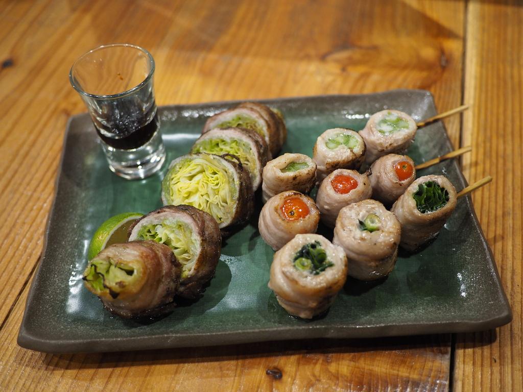 地元で愛される野菜串巻きがとても美味しい居酒屋! 丹波篠山市 「丹波篠山串焼き八兵衛」