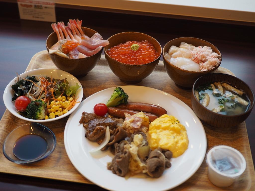 『朝食の美味しいホテル2020』で堂々の全国第4位に輝いたホテルの豪華朝食バイキングはあまりにも満足感が高かったです! 札幌市 「ベッセルイン札幌中島公園」